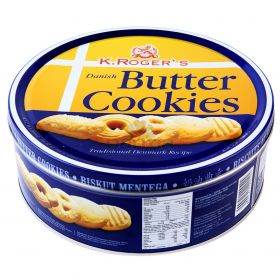 Danish Butter Cookies 600g