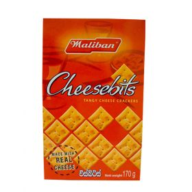 Maliban Cheese Bites 170G
