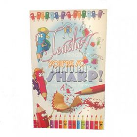 Happy 8th birthday card GGC520