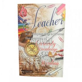 Happy Teachers Day Card GGCT630