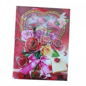 Rose Music Card 1