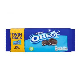 Oreo Original Twin Pack 308g