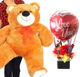 Teddy and Love Blast combo