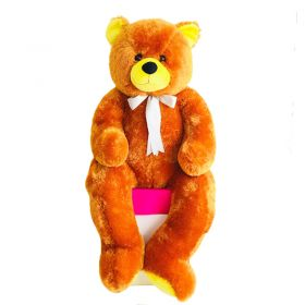 Brown Life Size Teddy