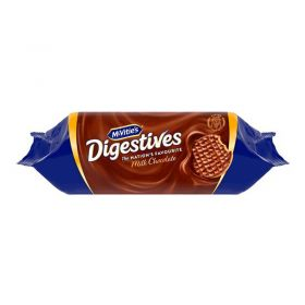 Mc Vities Digestives Milk Chocolate 266g