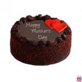 Mothers Day Chocolate Cake